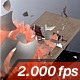 Filled Christmas Ball Gets Destroyed By Mousetrap - VideoHive Item for Sale