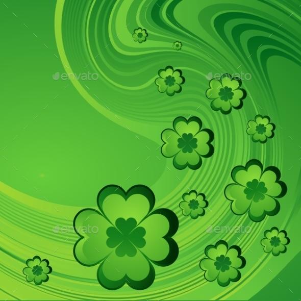 Saint Patrick's Day Background.