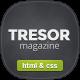 Tresor - Multipurpose News&Magazine HTML Template - ThemeForest Item for Sale