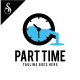 Part Time Logo Templates - GraphicRiver Item for Sale