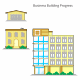 Business Building Progress - GraphicRiver Item for Sale