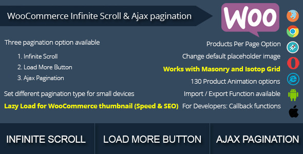WooCommerce Infinite Scroll and Ajax Pagination Free Download #1 free download WooCommerce Infinite Scroll and Ajax Pagination Free Download #1 nulled WooCommerce Infinite Scroll and Ajax Pagination Free Download #1