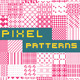 Pixel Patterns - GraphicRiver Item for Sale