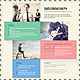 Flat Seminar or Corporate Flyer Templates - GraphicRiver Item for Sale