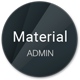 Material Design Admin Template & Landing - ThemeForest Item for Sale