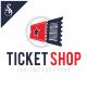 Ticket Shop Logo Templates - GraphicRiver Item for Sale