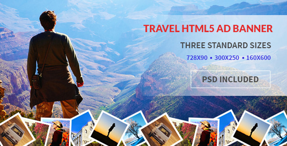 Tours and Travel | HTML5 Google Ad