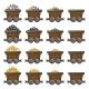 Mine Carts - GraphicRiver Item for Sale