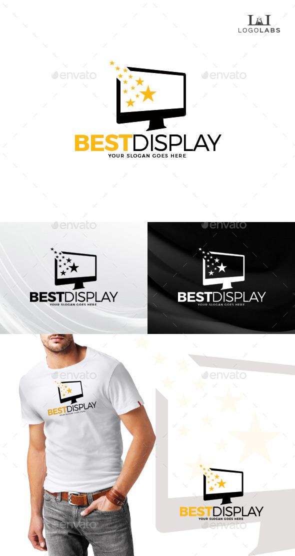 Best Display Logo