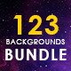 123 Abstract Backgrounds Bundle - GraphicRiver Item for Sale