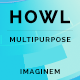 Howl | Multi-Purpose WordPress Theme - ThemeForest Item for Sale