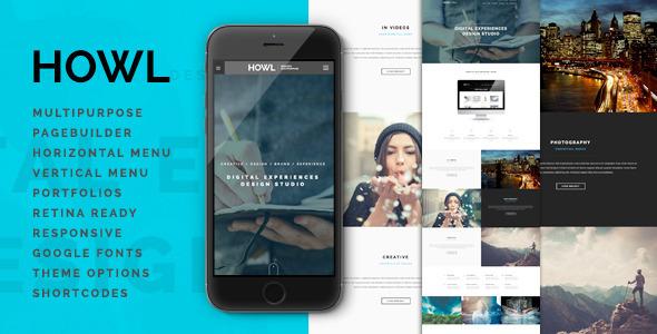 Howl | Multi-Purpose WordPress Theme