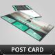 Corporate Postcard Template Vol 9 - GraphicRiver Item for Sale