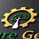 Nature Gear Logo - GraphicRiver Item for Sale