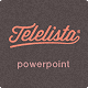 Telelista - Business Strategy PowerPoint - GraphicRiver Item for Sale