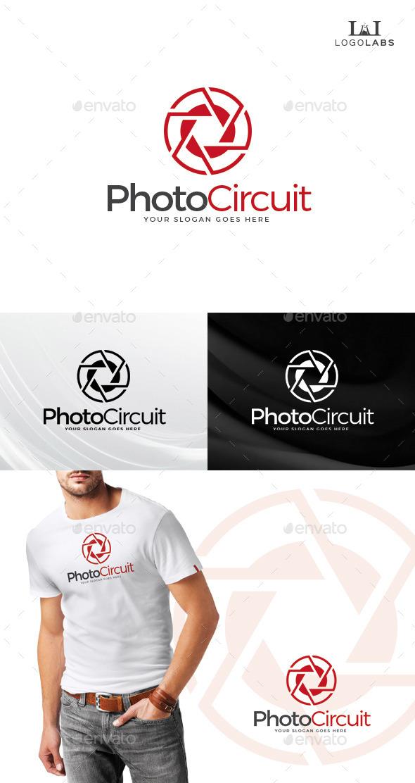 Photo Circuit Logo