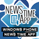 News Time App With CMS - Windows Phone - CodeCanyon Item for Sale