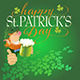Saint Patrick's Day Hand Lettered Background - GraphicRiver Item for Sale