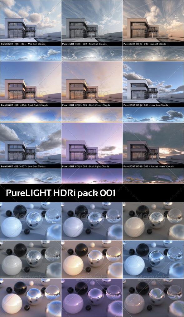CG Textures from 3DOcean