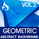 Geometric Abstract Background - Vol 2 - GraphicRiver Item for Sale