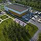 Water Park building Full Scene (Render Ready) - 3DOcean Item for Sale