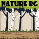5 Tileable Vector 2D nature background - GraphicRiver Item for Sale