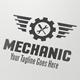 Mechanic Logo Template - GraphicRiver Item for Sale