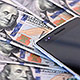 New Money With Smartphone - VideoHive Item for Sale