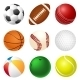 Set of Balls - GraphicRiver Item for Sale