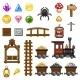 Mine Assets - GraphicRiver Item for Sale