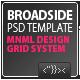 Broadside PSD Template - ThemeForest Item for Sale