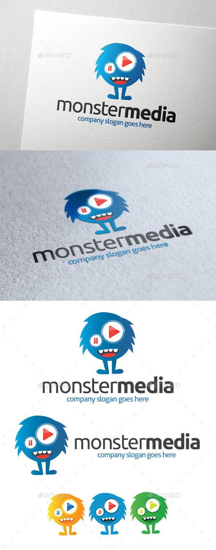 Monster Media Logo