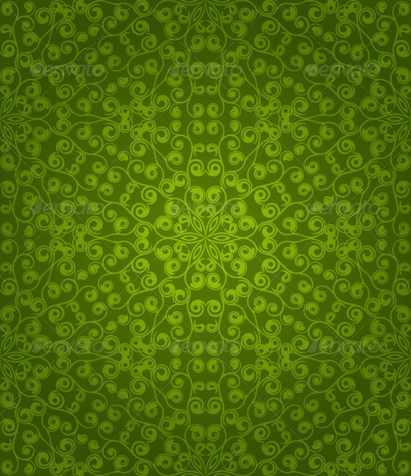 Download 630+ Background Ornamen Hijau HD Terbaru