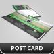 Corporate Postcard Template Vol 10 - GraphicRiver Item for Sale