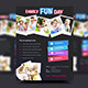 Collage Photo Flyers & Facebook Timeline  - GraphicRiver Item for Sale
