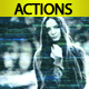 Hollywood Movies Effect Photoshop Actions - GraphicRiver Item for Sale