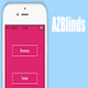AZBlinds: UIKit Dynamics Animation - CodeCanyon Item for Sale