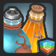 Hand painted potions - 3DOcean Item for Sale