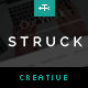 Struck - A Responsive Creative WordPress Theme - ThemeForest Item for Sale