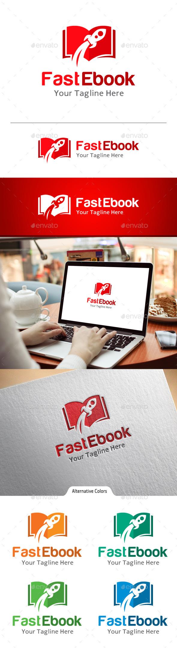 Fast Ebook Logo
