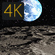 Earth From The Moon - VideoHive Item for Sale