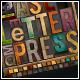 Letterpress - Wood Edition  - GraphicRiver Item for Sale