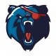 Pirate Bear Logo - GraphicRiver Item for Sale