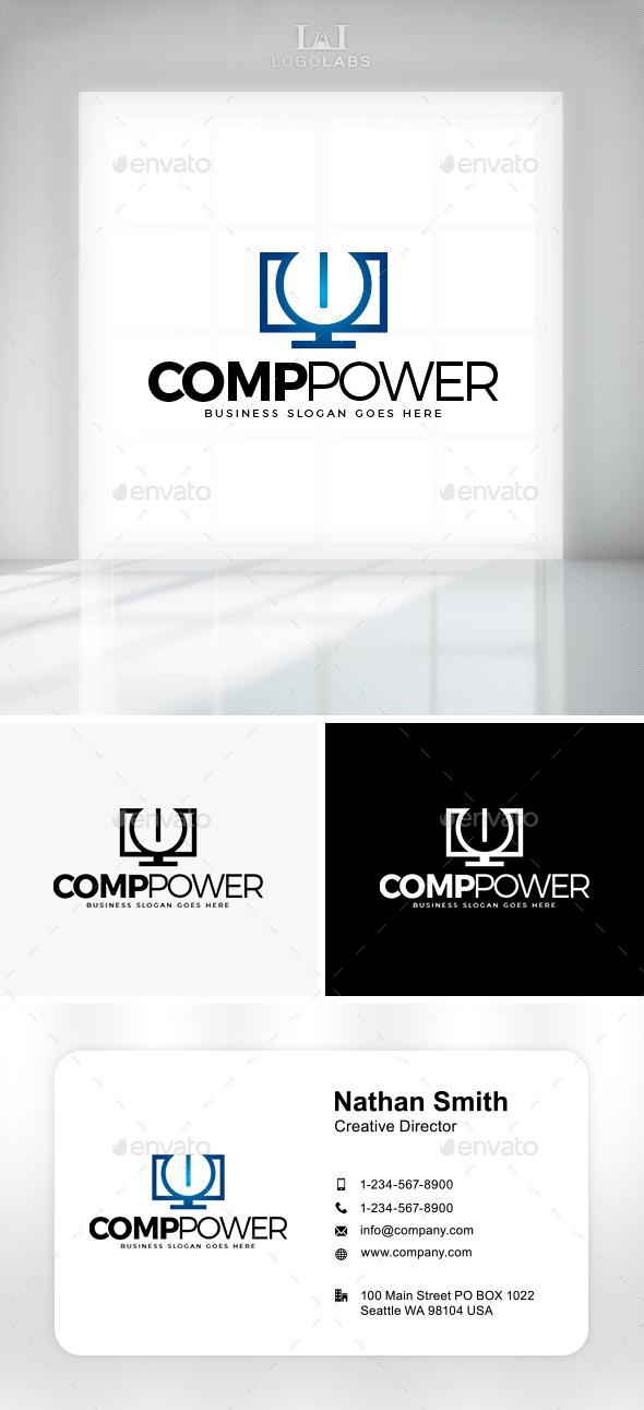 Comp Power Logo