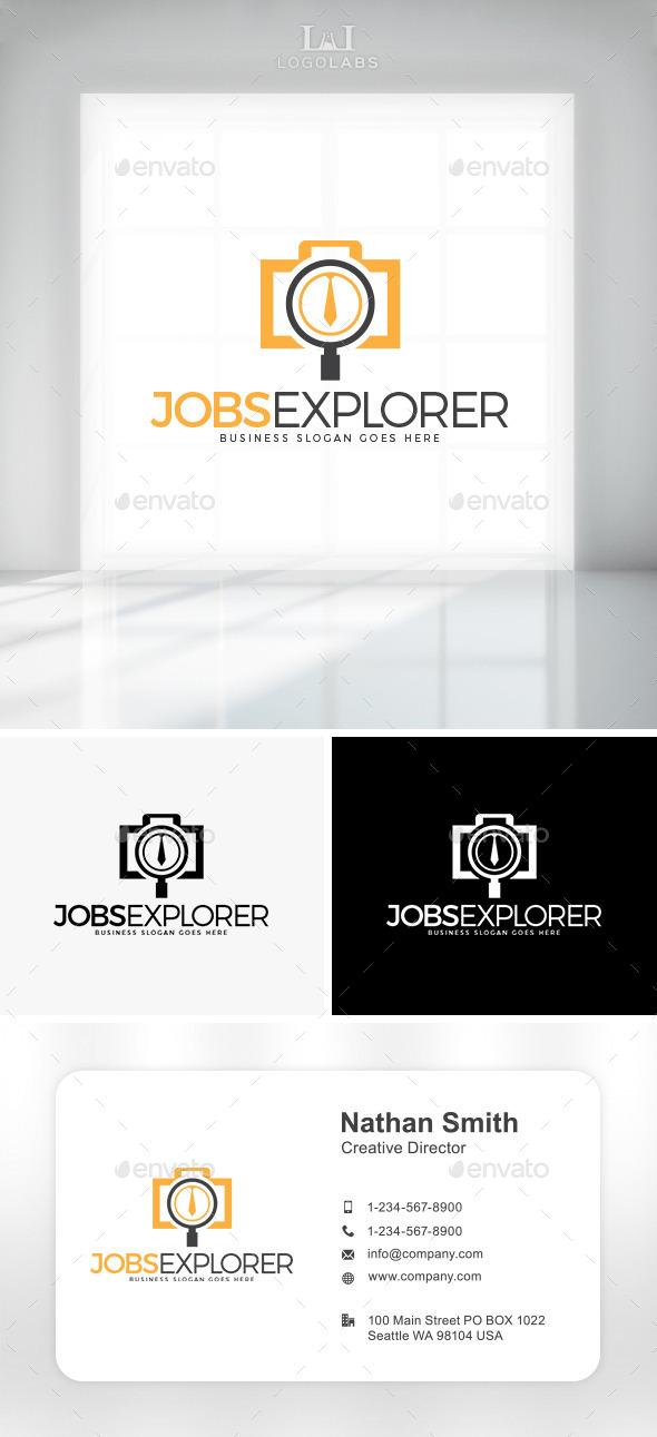 Job Explorer Logo