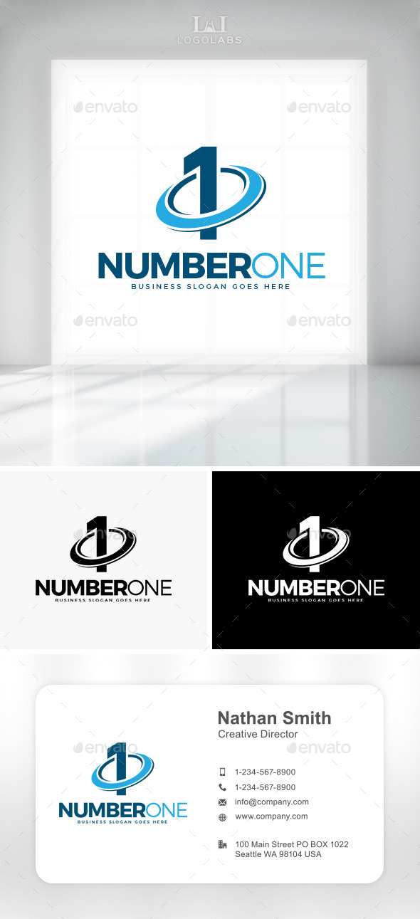 Number One Logo