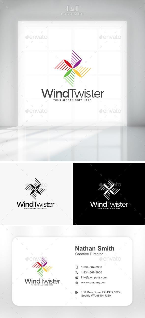 Wind Twister Logo