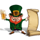 St Patrick - Scroll - GraphicRiver Item for Sale