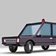Rigged Cartoon Car - 3DOcean Item for Sale