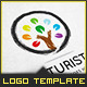Futuristic Tree - Logo Template - GraphicRiver Item for Sale